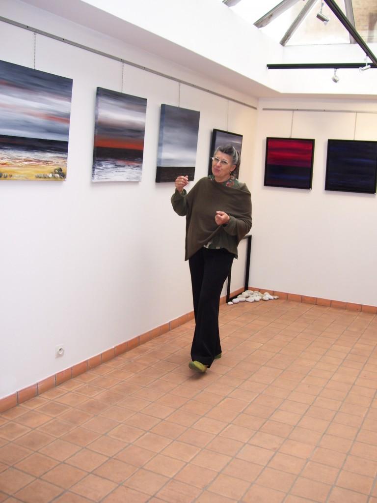 Expo à AMIENS en 2007